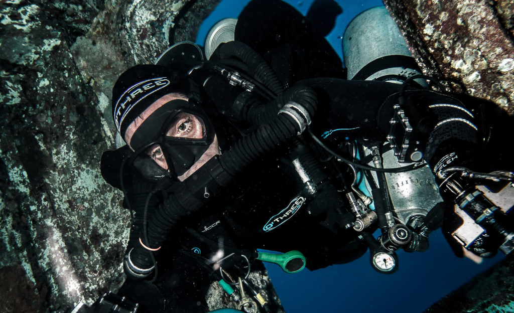 tech diving expeditions and travel