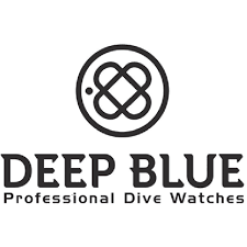 deep blue watches logo